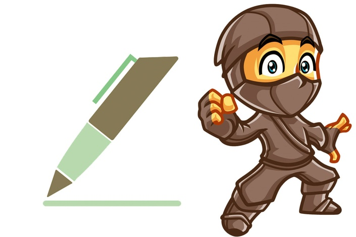 Ninja Writing: Four Levels of Writing Mastery | Intlum's Classroom