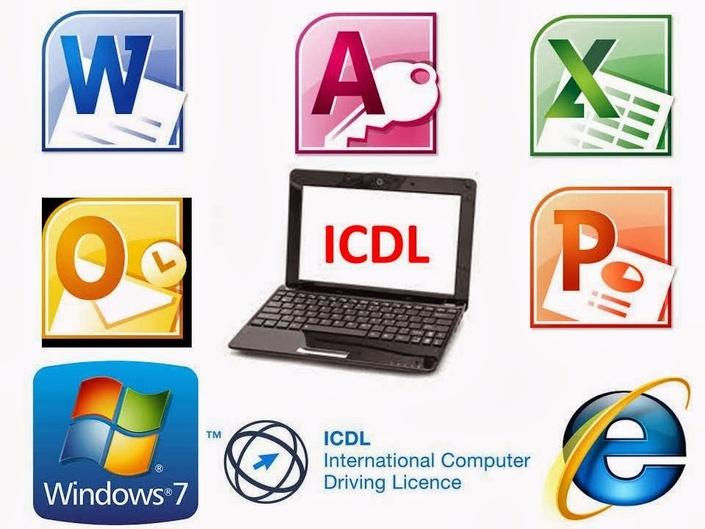 الرخصة الدولية لقيادة الحاسب الالى Icdl Coursera Arb الاكاديميه