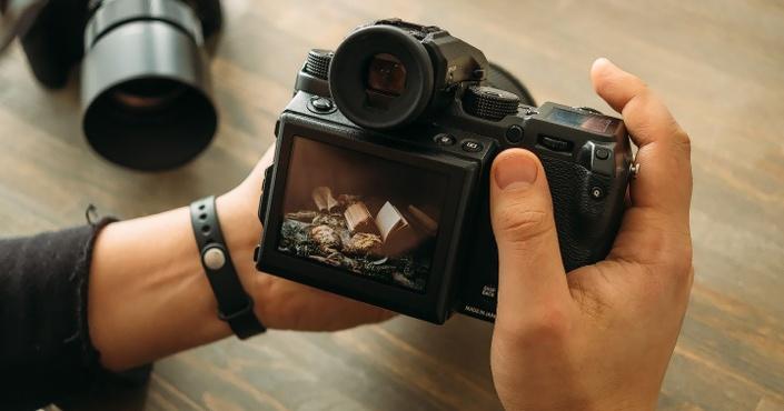 Курс по фотографии для профессионалов