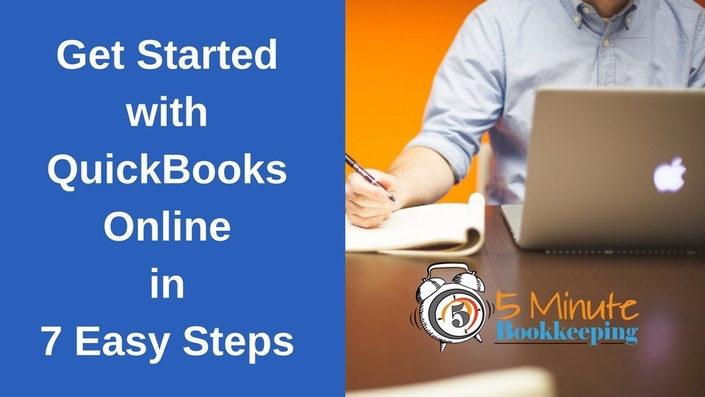 Get started with QuickBooks online in 7 easy steps mp4