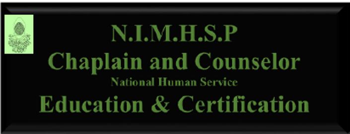 NIMHSP Professional Trainings Online