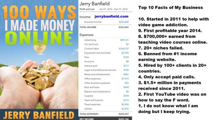 Ultimate 120 Courses - Jerry Banfield Bundle | edufyre com