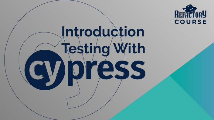 Introduction Testing With Cypress