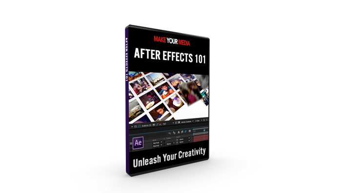 Adobe After Effects for Beginners | Make Your Media