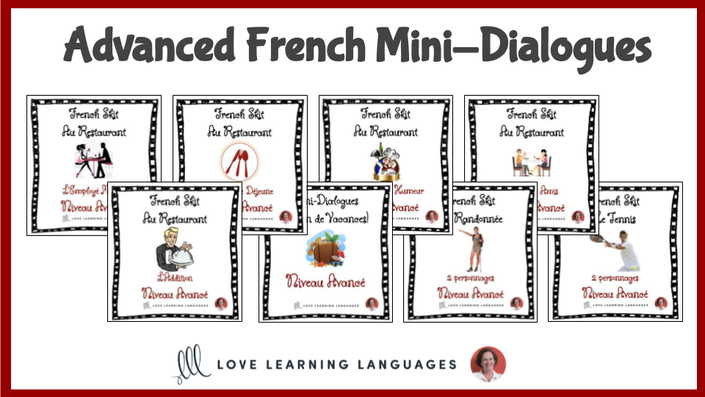 French Program for Self-Learners - Love Learning Languages