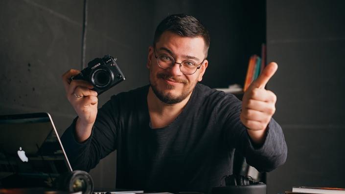 Школа фотографии Александра Сляднева