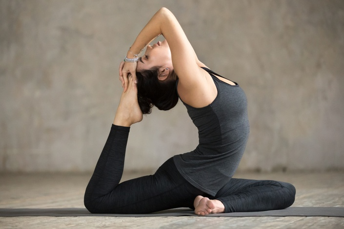 Dynamic Flow Yoga Level 1 Instructorlive