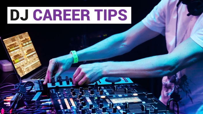 DJ Career Tips | DJ Courses Online