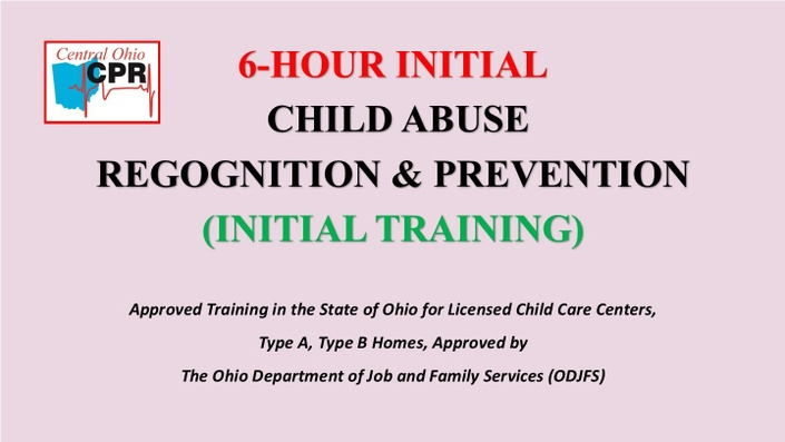 Child Abuse Recognition And Prevention For Early Child Care