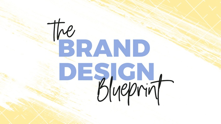 The brand design blueprint mariah althoff the brand design blueprint malvernweather Images