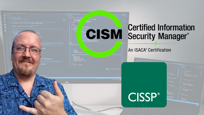 CISSP CISM Bundle