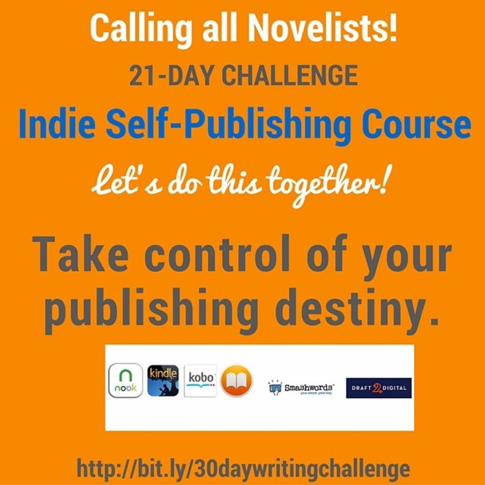 Self publishing for indie authors homestudy version self paced b self publishing ebooks for indie authors fandeluxe Image collections