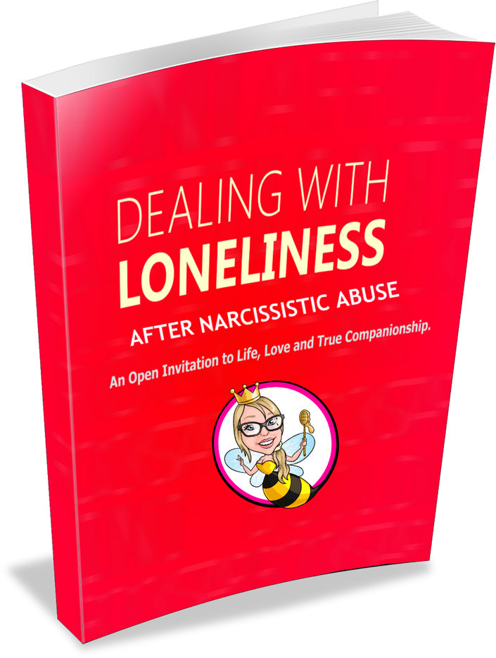 Stop Feeling Lonely After Narcissistic Abuse | Life Makeover