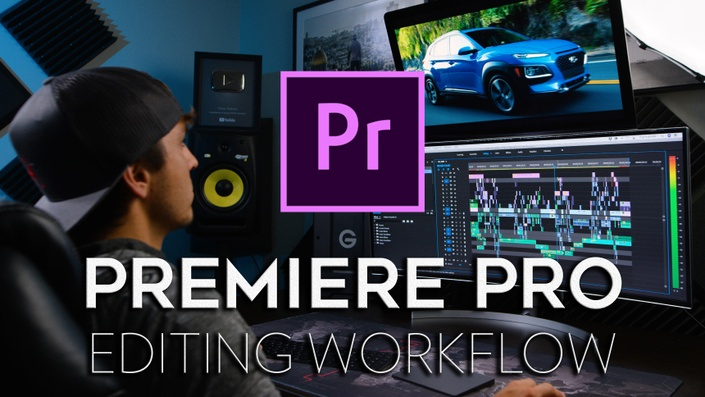 Premiere Pro Editing Workflow | Full Time Filmmaker