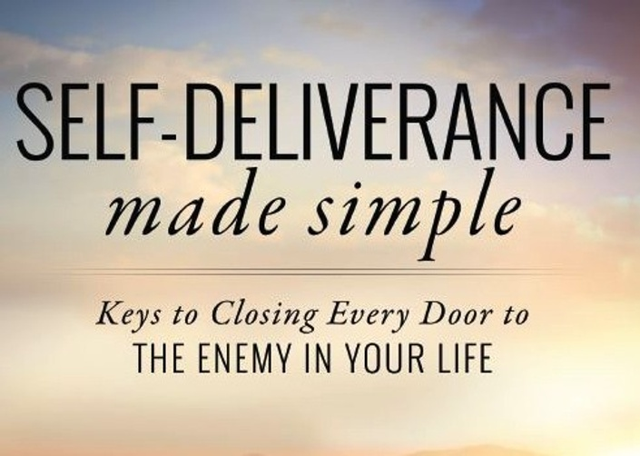 Simple Keys for Self-Deliverance | T E A M  Embassy