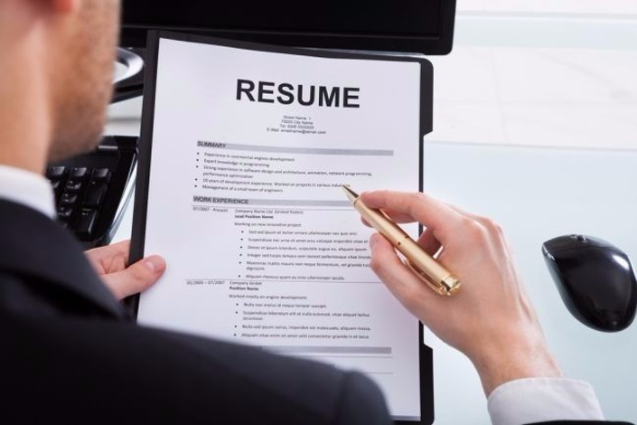 Resume Customization  Sound Advice Careers