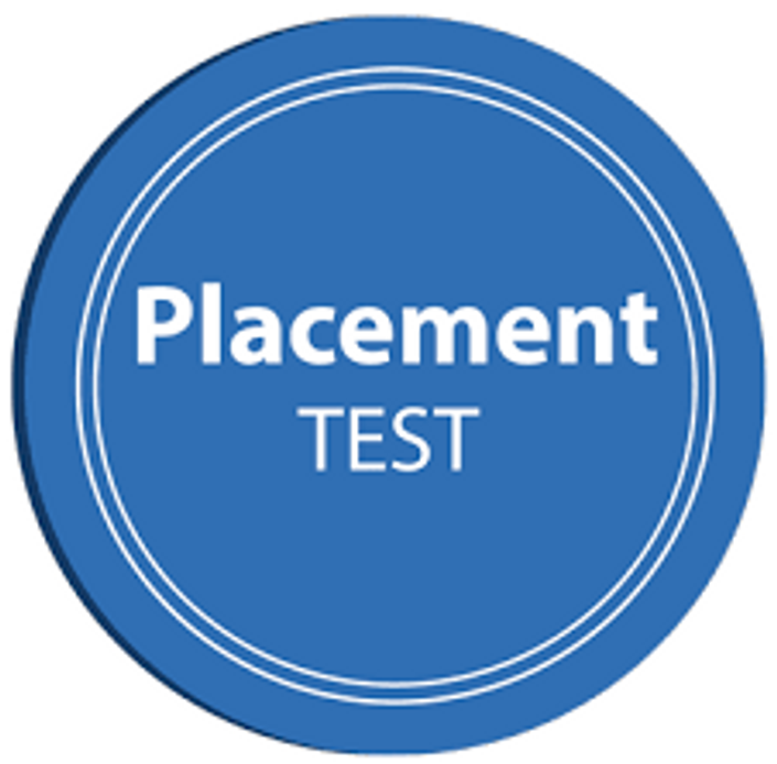 college spanish placement test