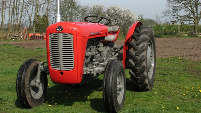 Massey Ferguson 35 Hydraulics, Troubleshooting And Repair