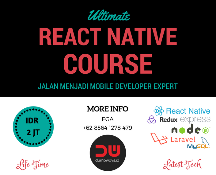 Ultimate React Native Course