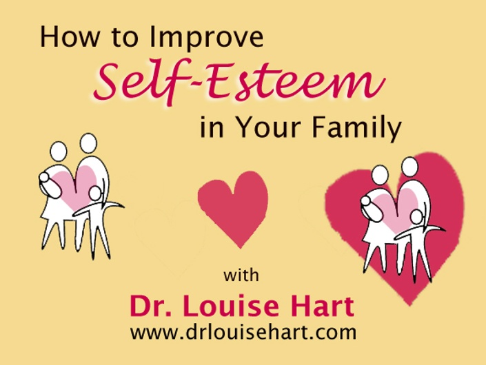 cover for Self-esteem in family class