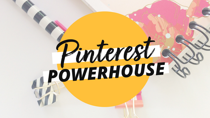 Pinterest Powerhouse | XO Sarah