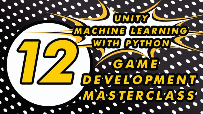 The Complete Game Development Masterclass with 16 Courses