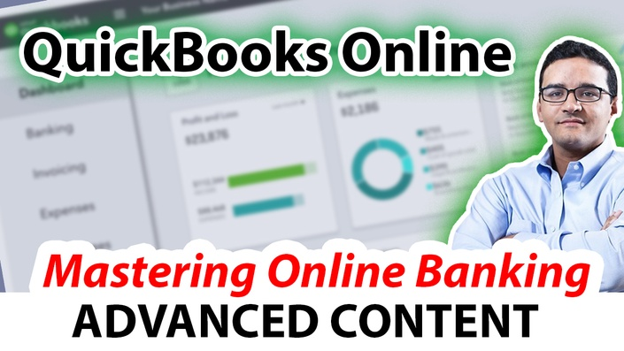 QuickBooks Online: Mastering Bank Feeds (ADVANCED CONTENT) | QuickBook