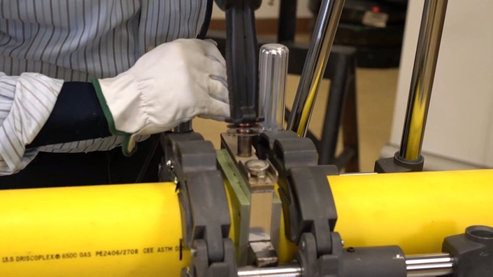 Butt Fusion for Polyethylene Pipe Manual | PipelineLearning com