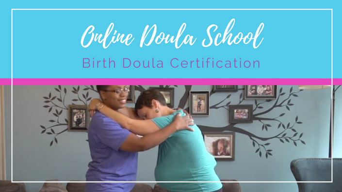 Online Doula School- Birth Doula Training | Parenting Resources