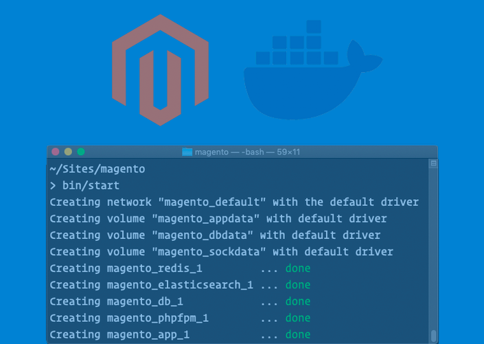 Setup a Magento 2 Development Environment with Docker