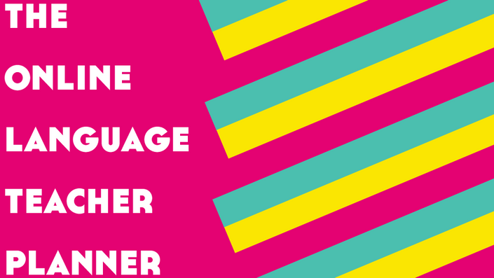 The Online Language Teacher Planner | Lindsay Does Languages