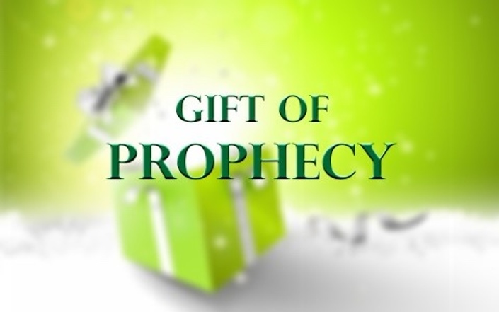 9 Gifts - Gift of Prophecy | Anoint the