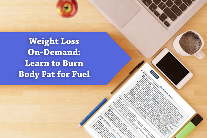 Weight Loss On Demand Insights University By Dr Jeff Brown
