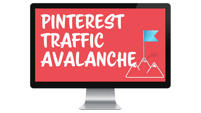 Pinterest Traffic Avalanche by Create and Go
