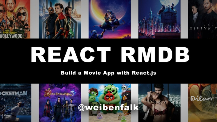 React.js - Create a Movie App