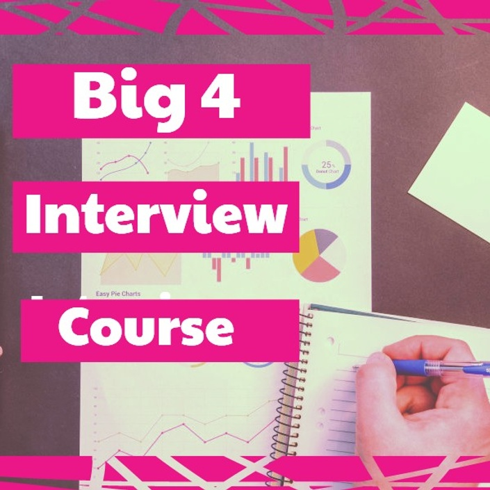 Big 4 Accounting Firms Interview Course | Big 4 Accounting Firms