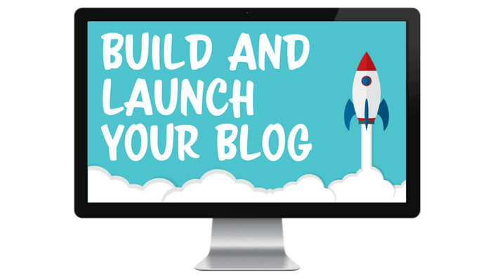 Launch Your Blog by Create and Go