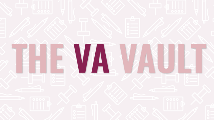 The VA Vault | Miranda Nahmias