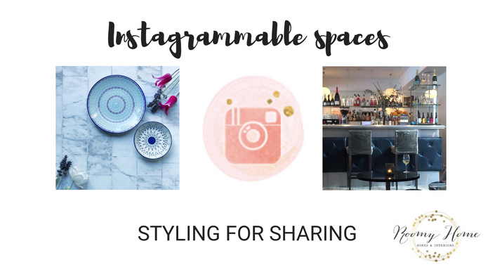 Styling Instagrammable spaces   Honestly Grammable Styling