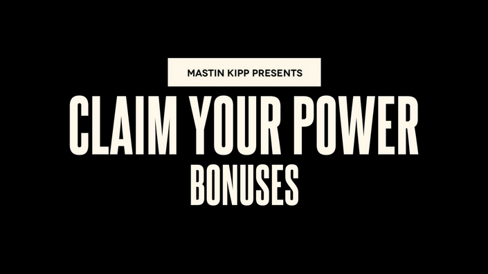 claim your power mastin kipp pdf