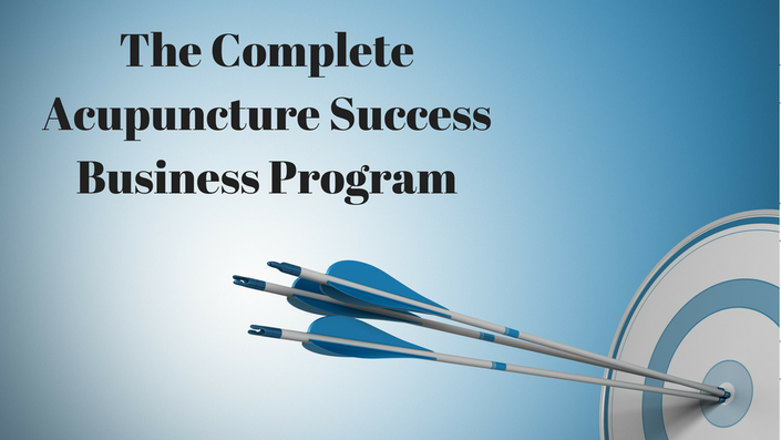 The complete acupuncture blueprint success business program brad kb5nfsioqyuxjq61ilad malvernweather Images