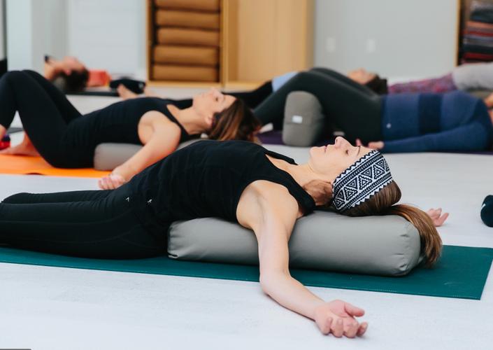 40 Hour Restorative Yoga My Vinyasa Practice