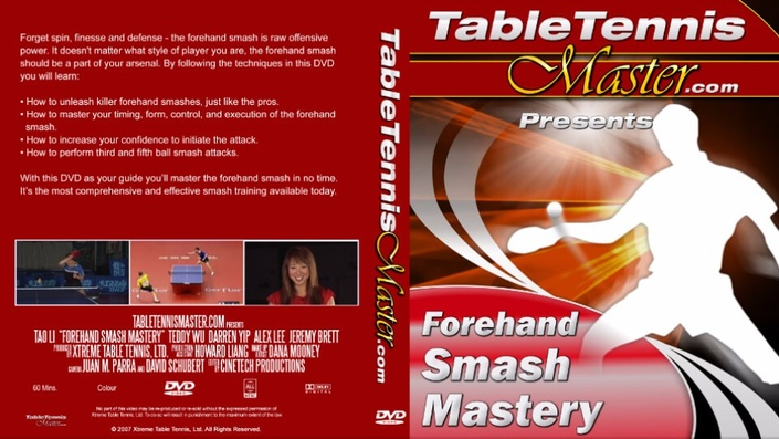 table tennis master dvd download