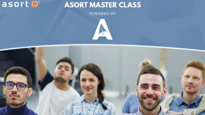 Asort Master Class Registration