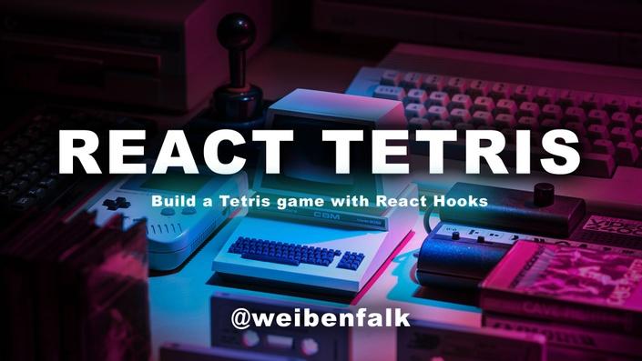 React Tetris with Hooks