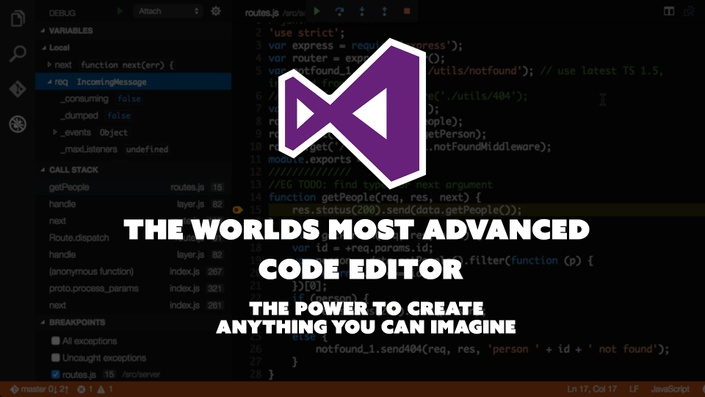The Visual Studio Code Primer | CODE MARKET SELL