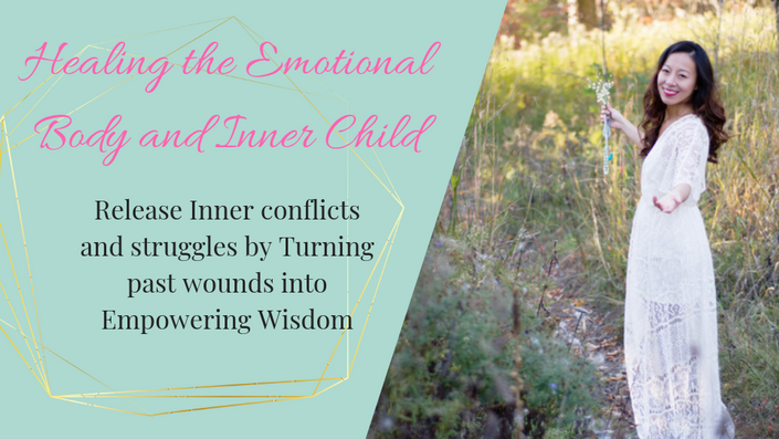A Journey to Wholeness Healing My Wounded Inner Child
