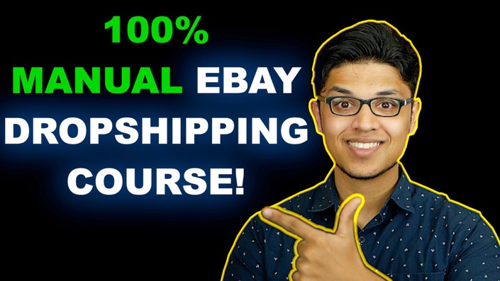 Complete Ebay Dropshipping Course Manual Dropshipping