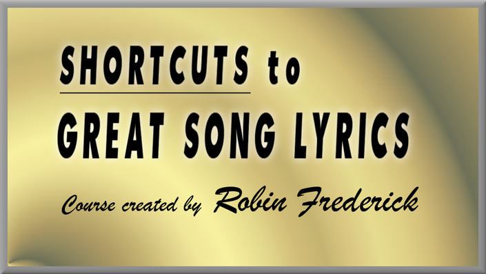 Shortcuts to Great Song Lyrics | My Song Coach