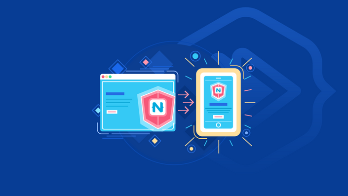 NativeScript with Angular Web Application Conversion